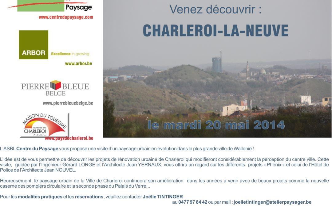 CHARLEROI-LA-NEUVE   –   20 mai 2014