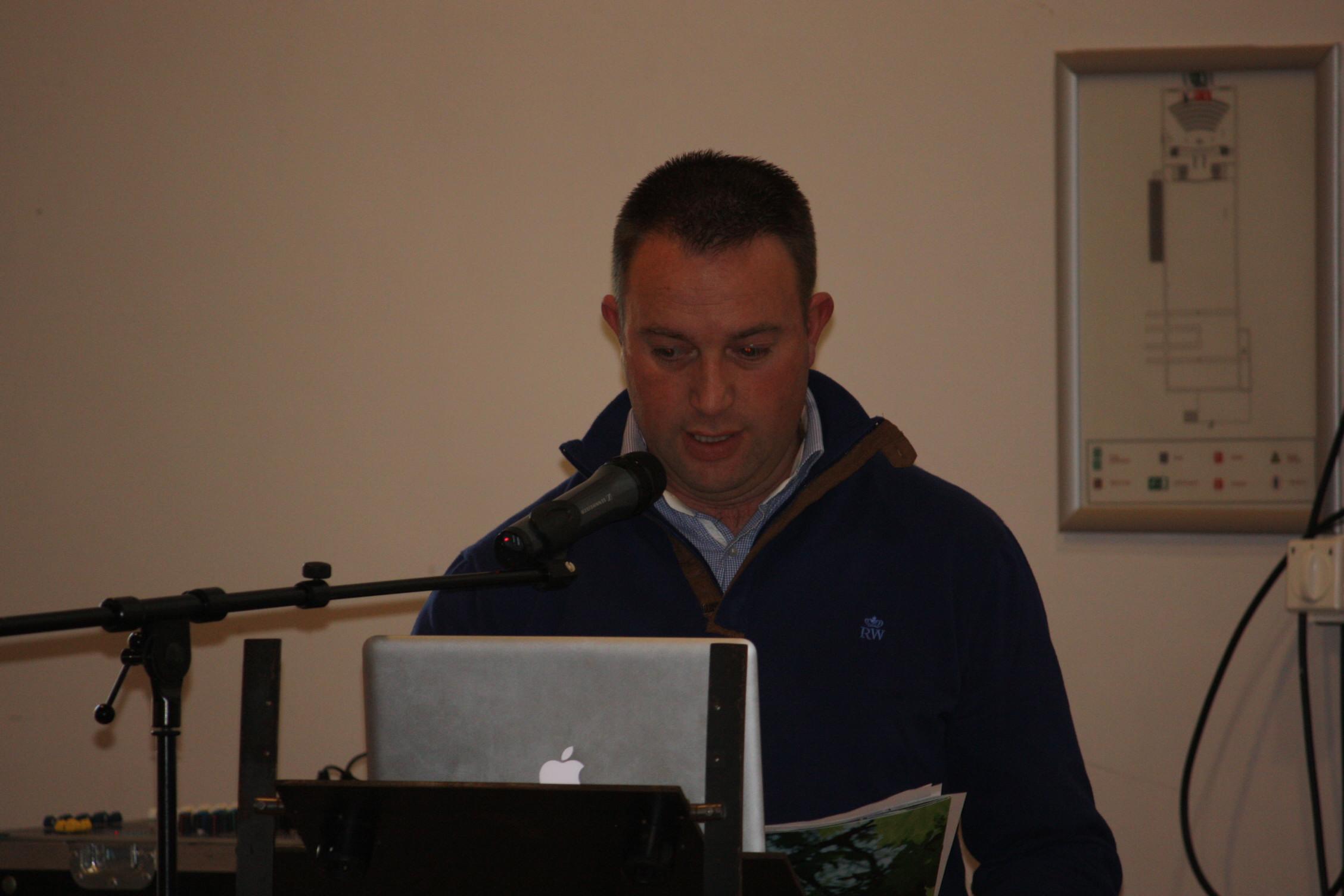 Pierre-Hubert Cheniaux (pépinère ARBOR)