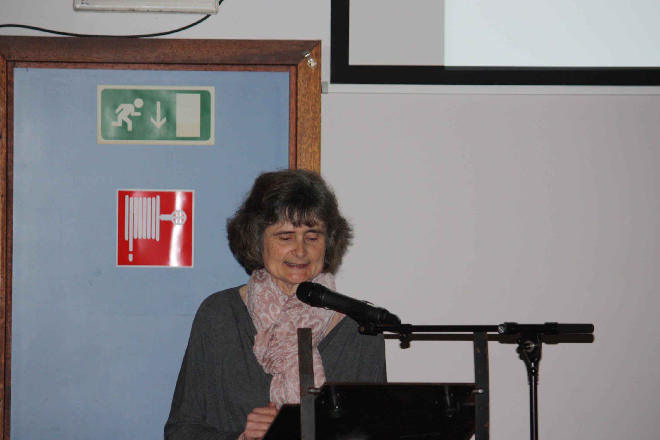 Odile De Bruyne (docteur en histoire & Centre du Paysage)
