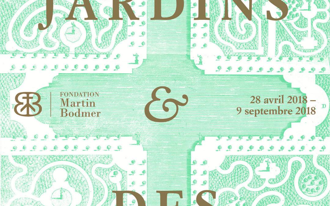 Des Jardins et des Livres :  expo