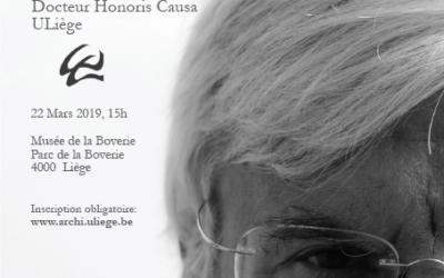 Un paysagiste sera Docteur Hornoris Causa à l'Université de Liège