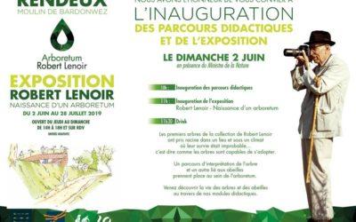 Arboretum de Rendeux Dimanche 2 juin 2019 inauguration