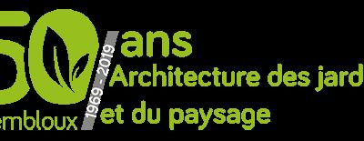50 ans d'architecture des jardins et du paysage à Gembloux
